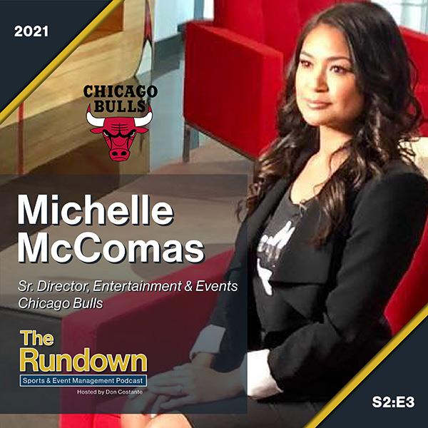Michelle McComas