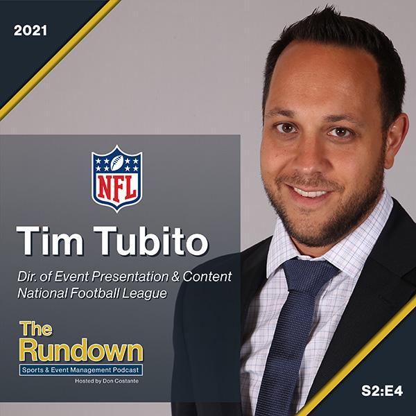 Tim Tubito, NFL
